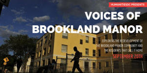 Still from Voices of Brookland Manor film