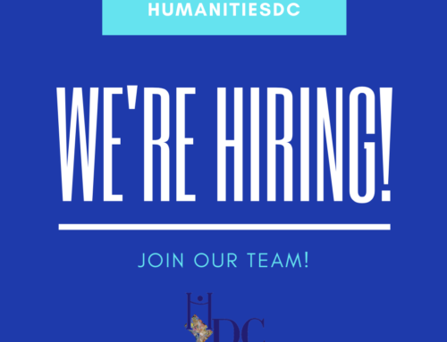 HumanitiesDC seeks next Executive Director